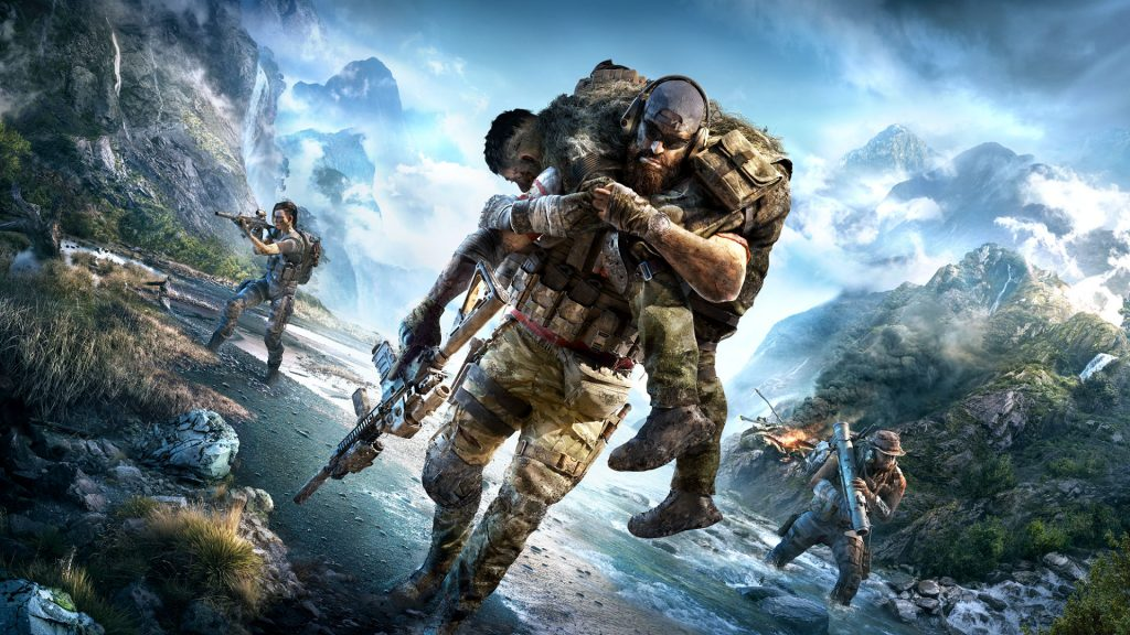 ghost recon breakpoint güncellemesi