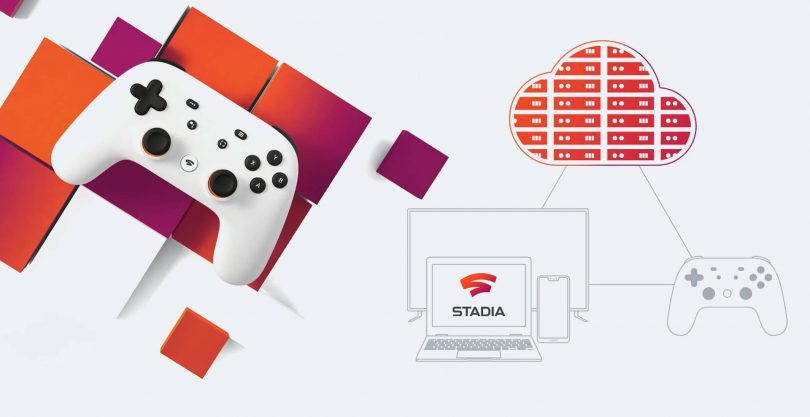Take-Two Google Stadia