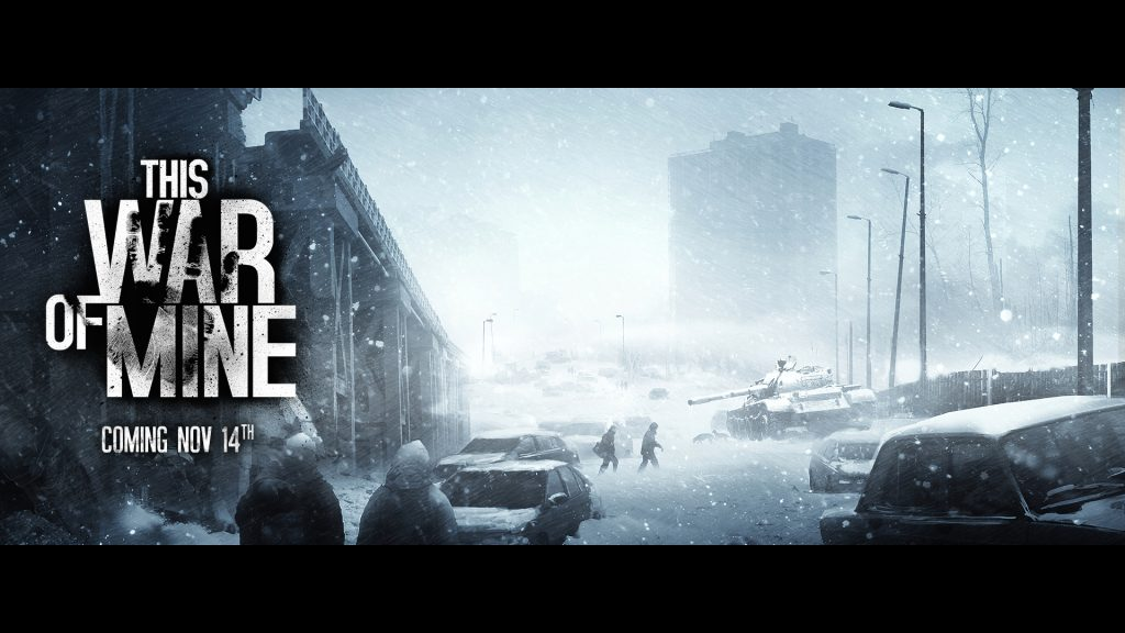 This War of Mine Okullarda Ders