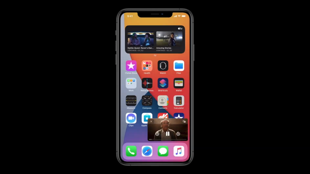 apple wwdc 2020 ios 14 özellik