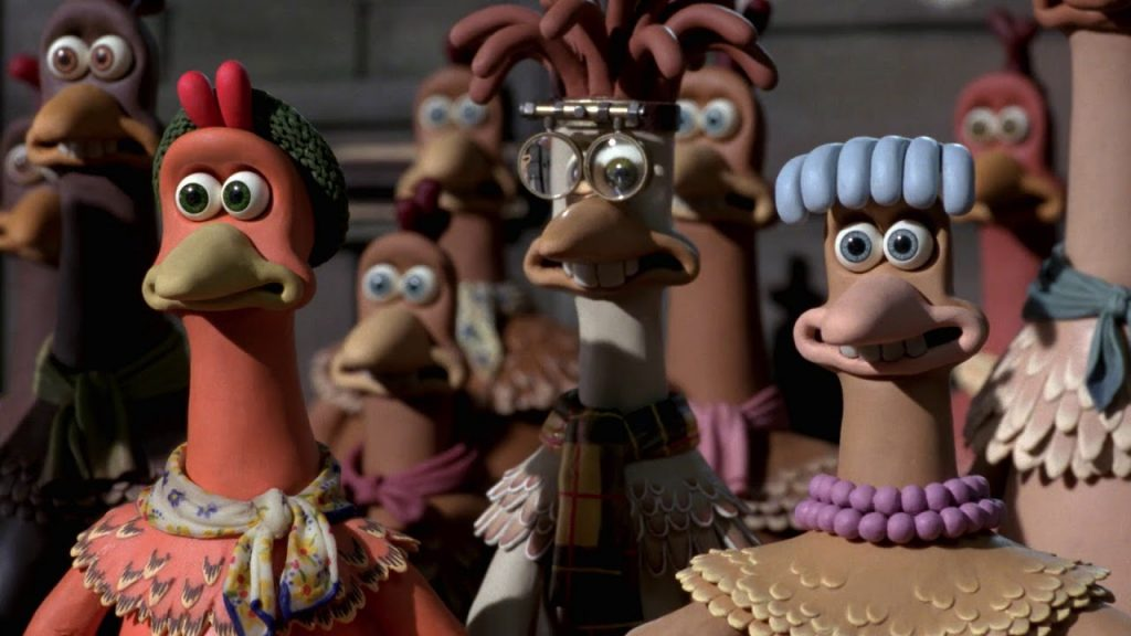 Mel Gibson Chicken Run 2