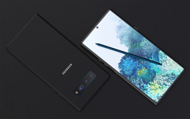 Galaxy Note 20 Ultra ve note 20 plus sızıntı