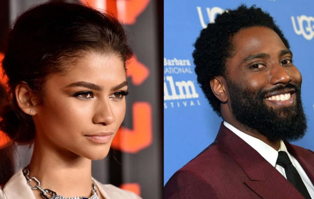 Zendaya John David Washington Karantina film