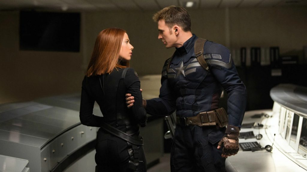 Top 10 İyiden Kötüye Marvel Filmleri Listesi captain america the winter soldier