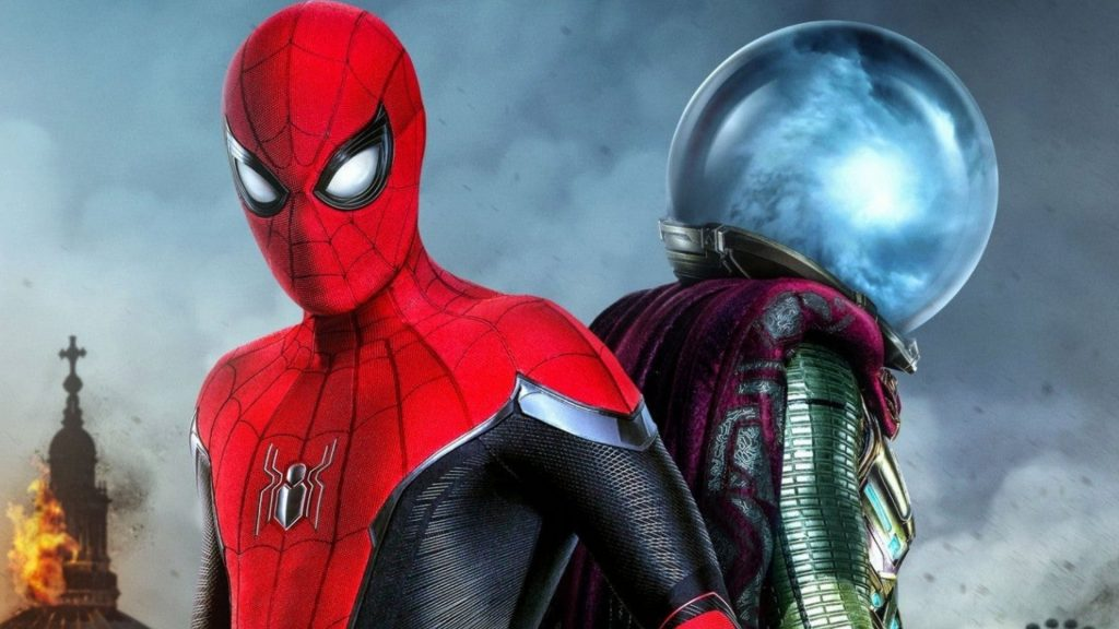 Top 10 İyiden Kötüye Marvel Filmleri Listesi spider man far from home