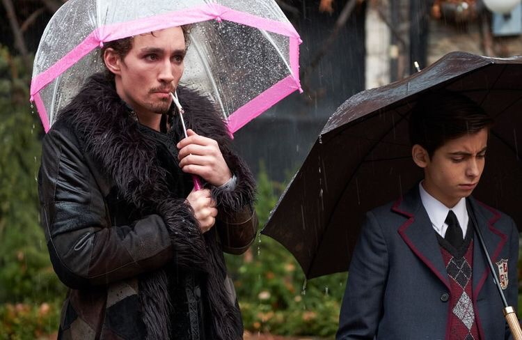 The Umbrella Academy 2.Sezon Fragmanı