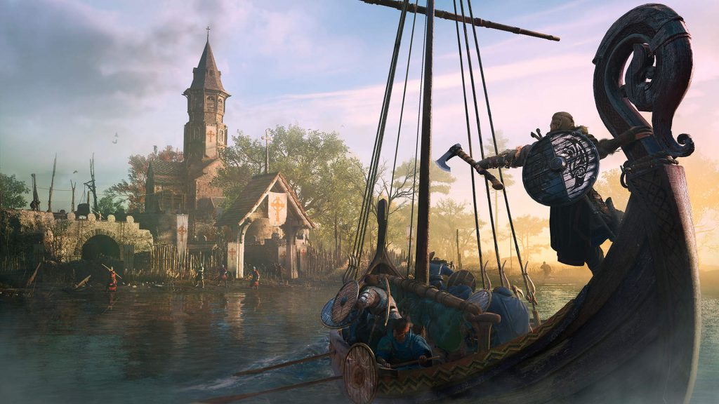 Assassin's Creed Valhalla Eivor'un Cinsiyeti