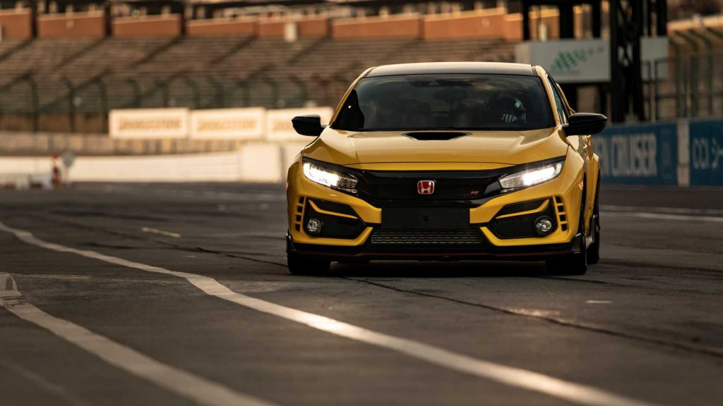 Honda Civic Type R Limited Edition Rekor