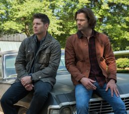 Supernatural Final Ne Zaman